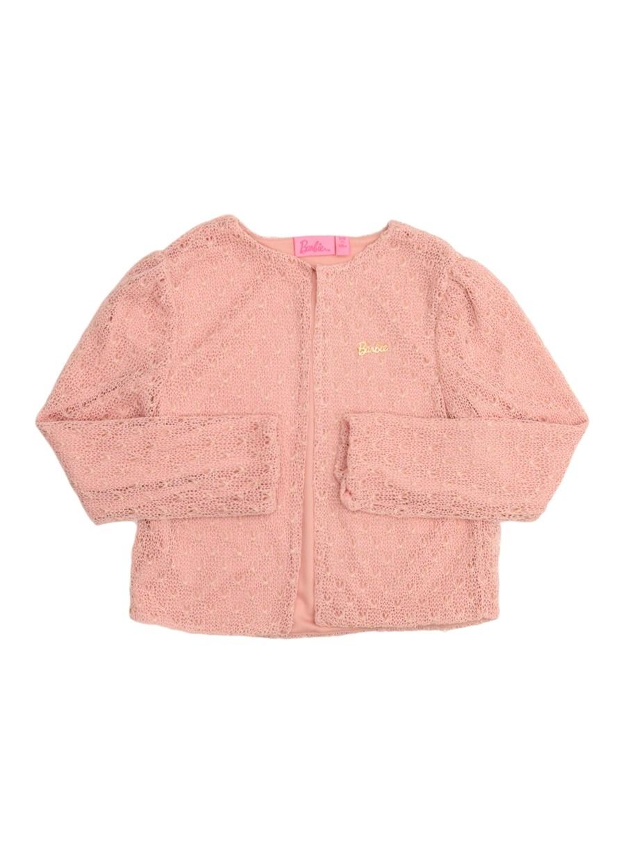 Kız Çocuk Barbie Ceket